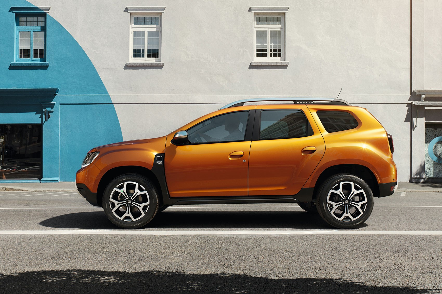 This Is The New Dacia Duster Honest