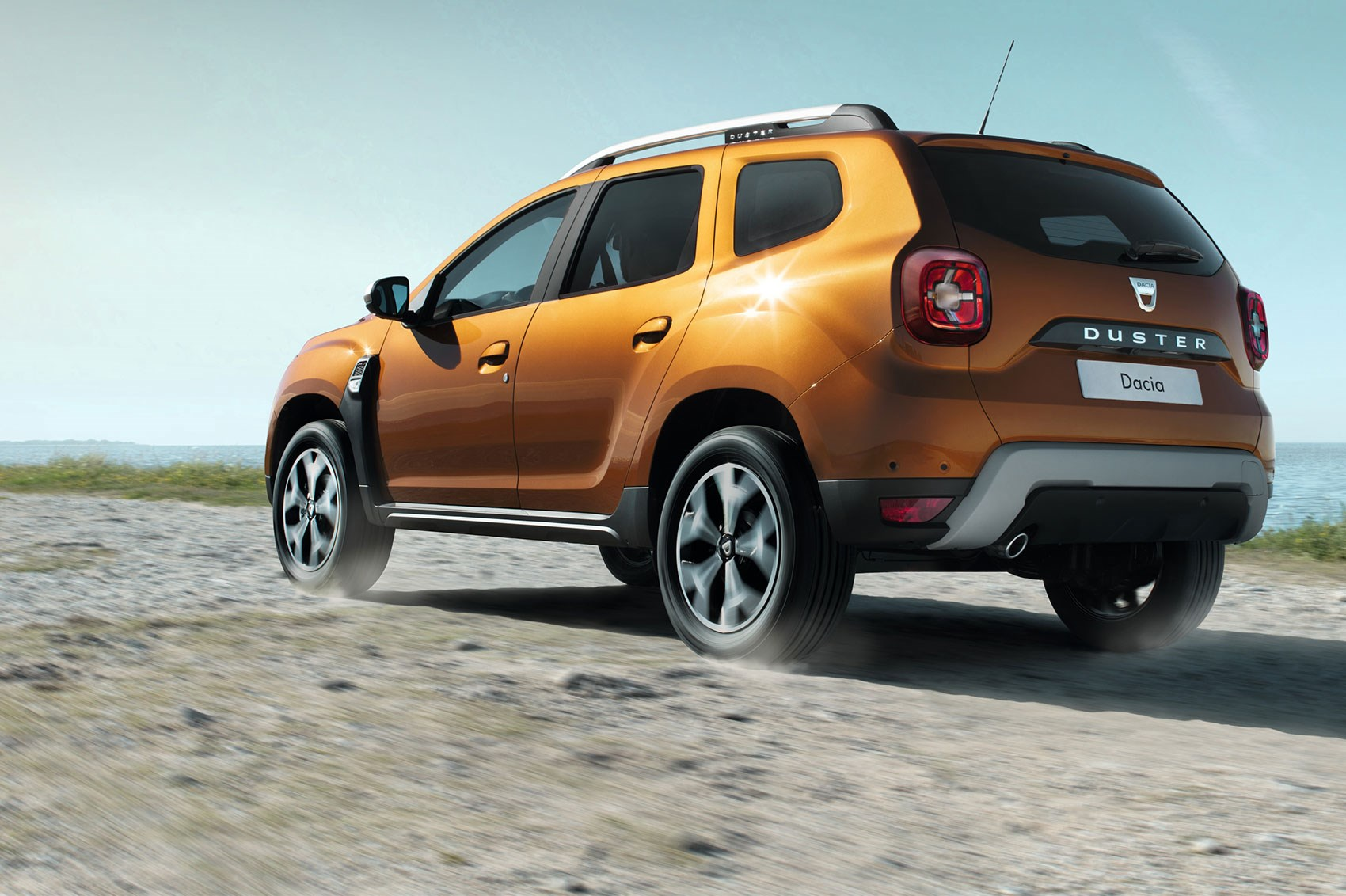 New 2018 Dacia Duster Revealed Pictures Specs Details Car Magazine