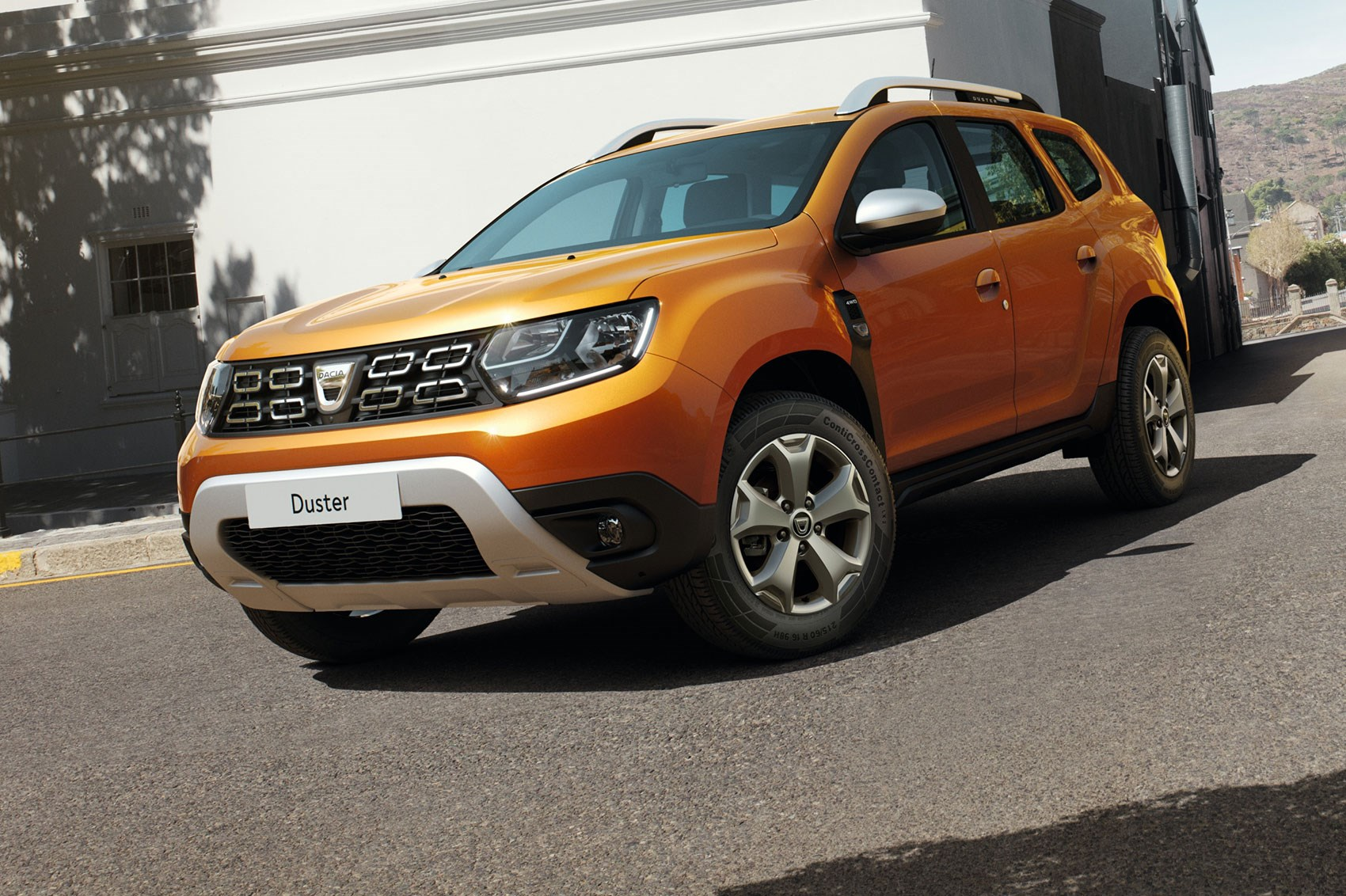 new 2018 dacia duster revealed pictures specs details car magazine. Black Bedroom Furniture Sets. Home Design Ideas
