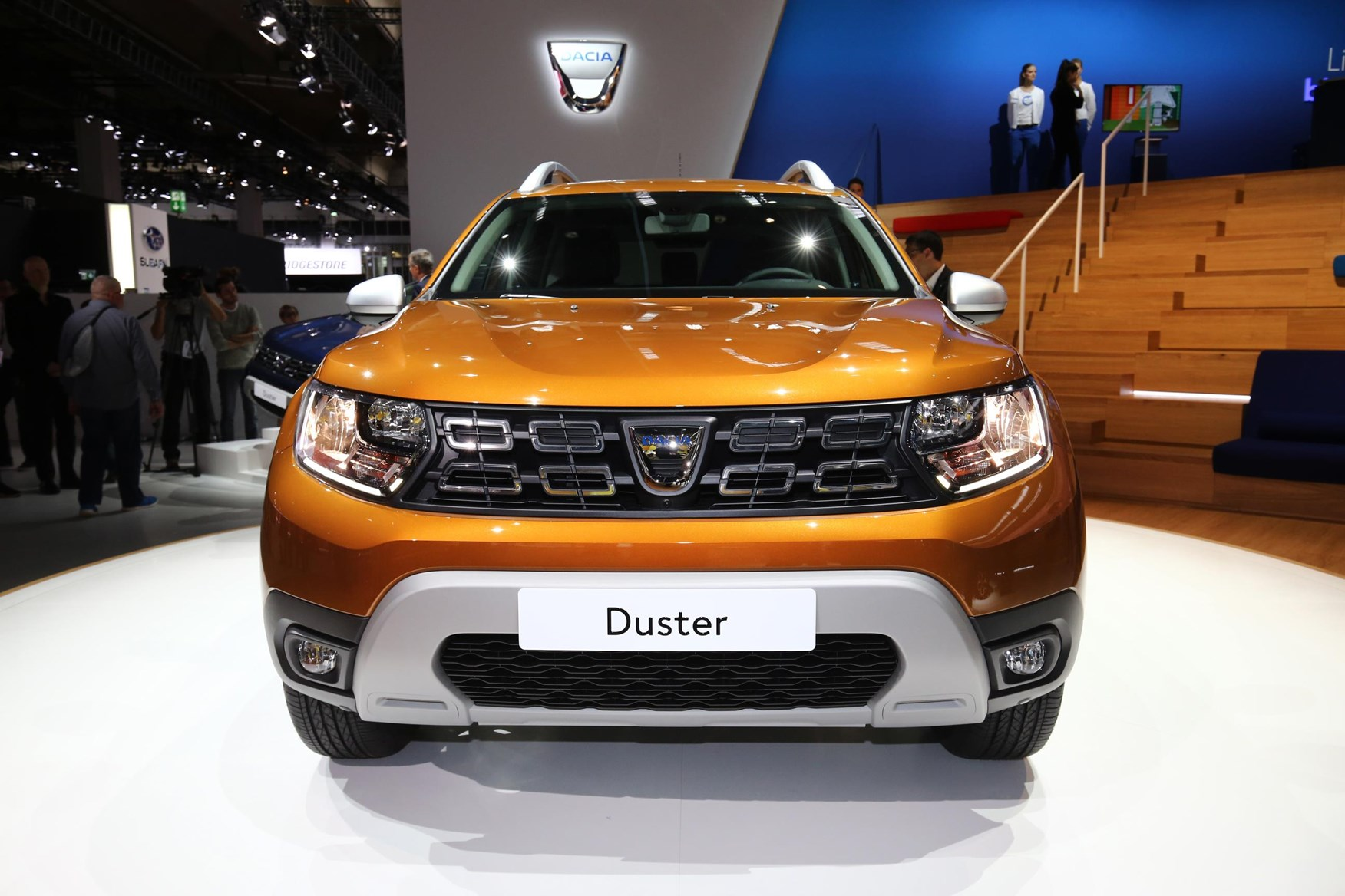 Dacia Duster Overland >> New 2018 Dacia Duster revealed: pictures, specs, details | CAR Magazine