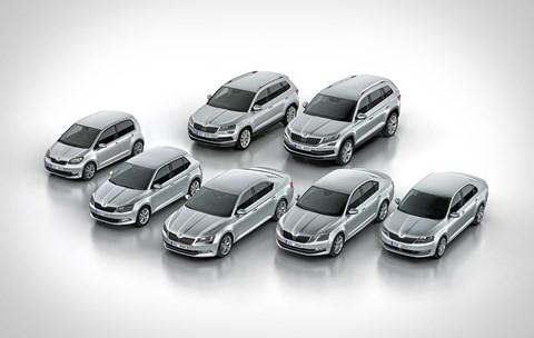 2017 yılında Skoda ürün yelpazesi: daha fazla model geliyor