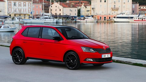Skoda Fabia will be facelifted in summer 2018