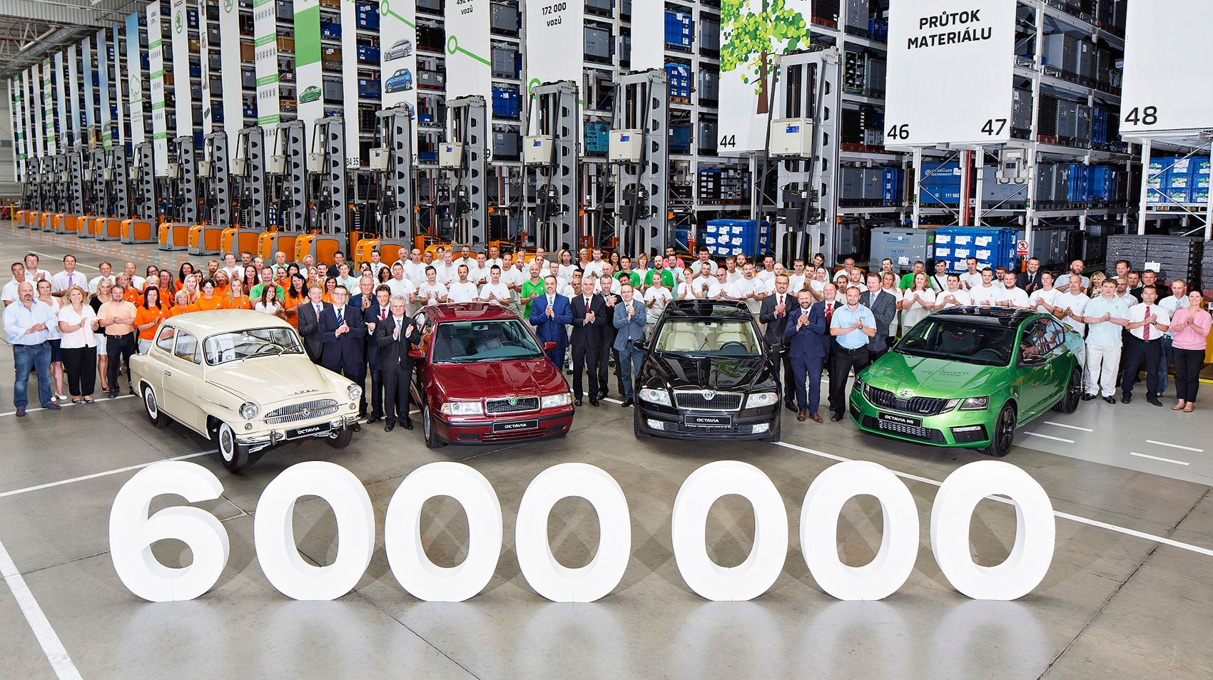 Skoda New Product Plans 2017 19 Car Magazine 2008 Volkswagen Beetle Front Suspension Components Parts Diagram Passed The 6 Million Cars Produced Milestone In Summer