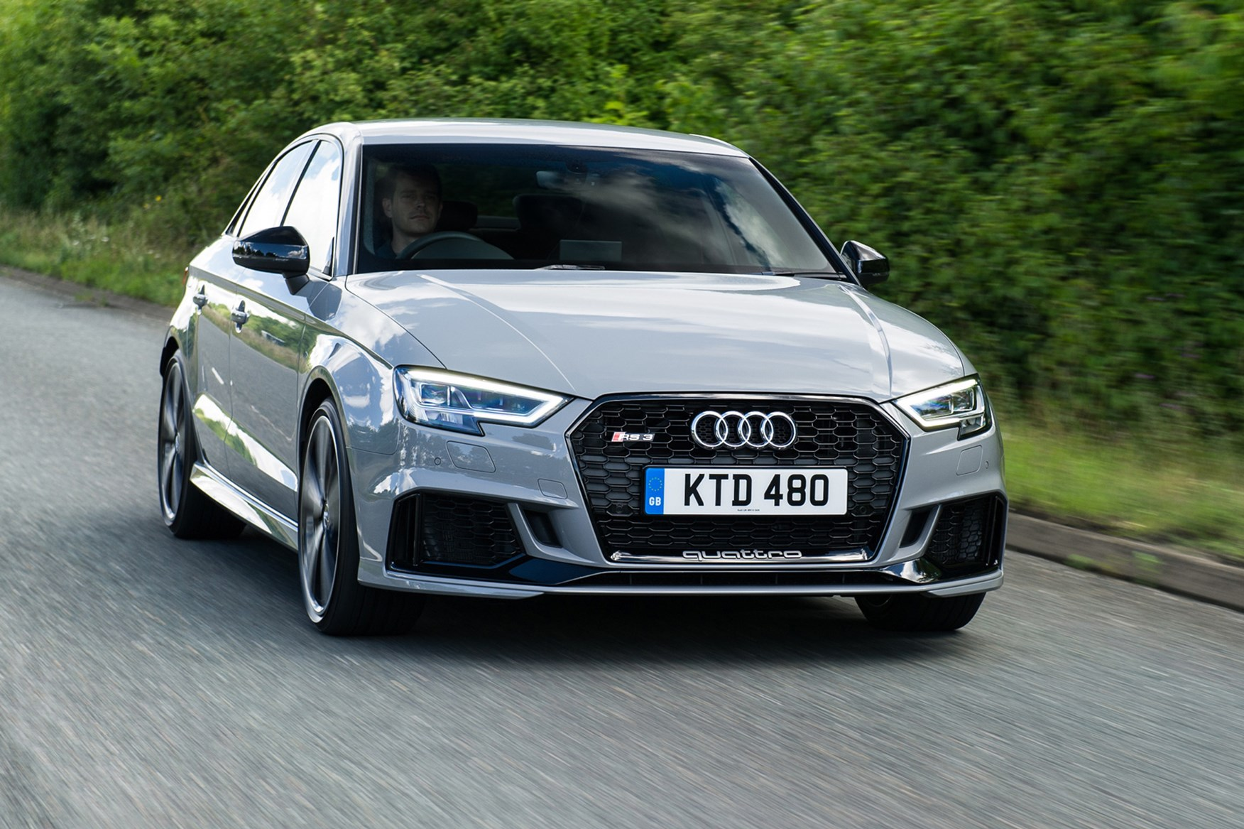 Audi RS3 Saloon (2017) review | CAR Magazine