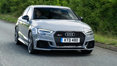 Audi RS3 Saloon (2017) review | CAR Magazine