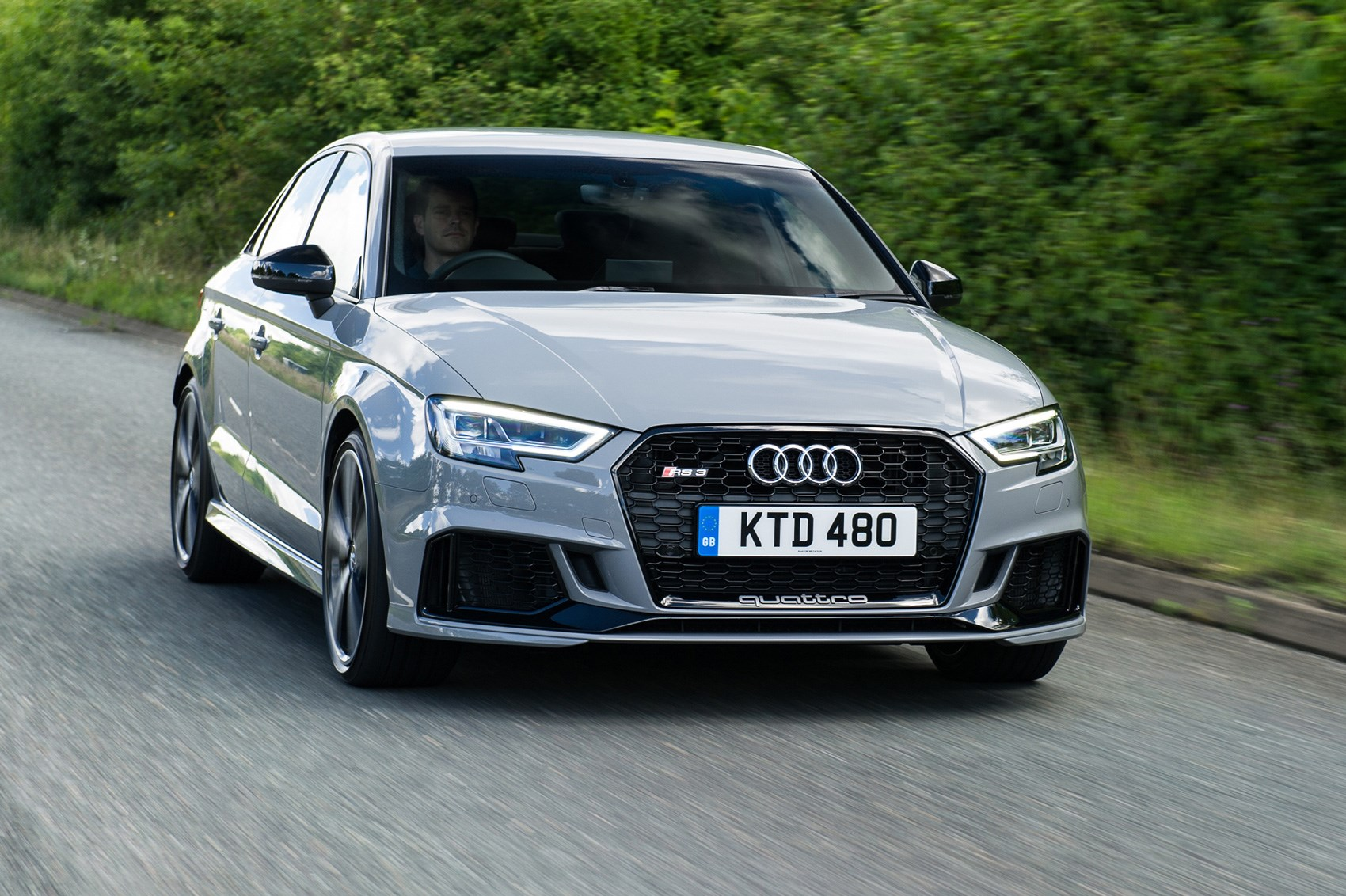 Audi RS3 Saloon (2017) Review