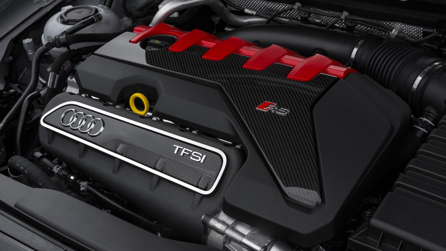 Audi RS3 Saloon engine cover