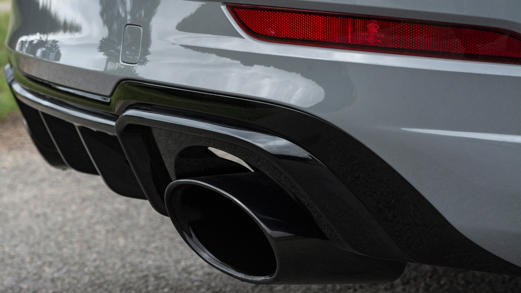 Audi RS3 Saloon exhaust