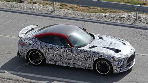 Car Spyshots Scoops New And Future Car News Car Magazine