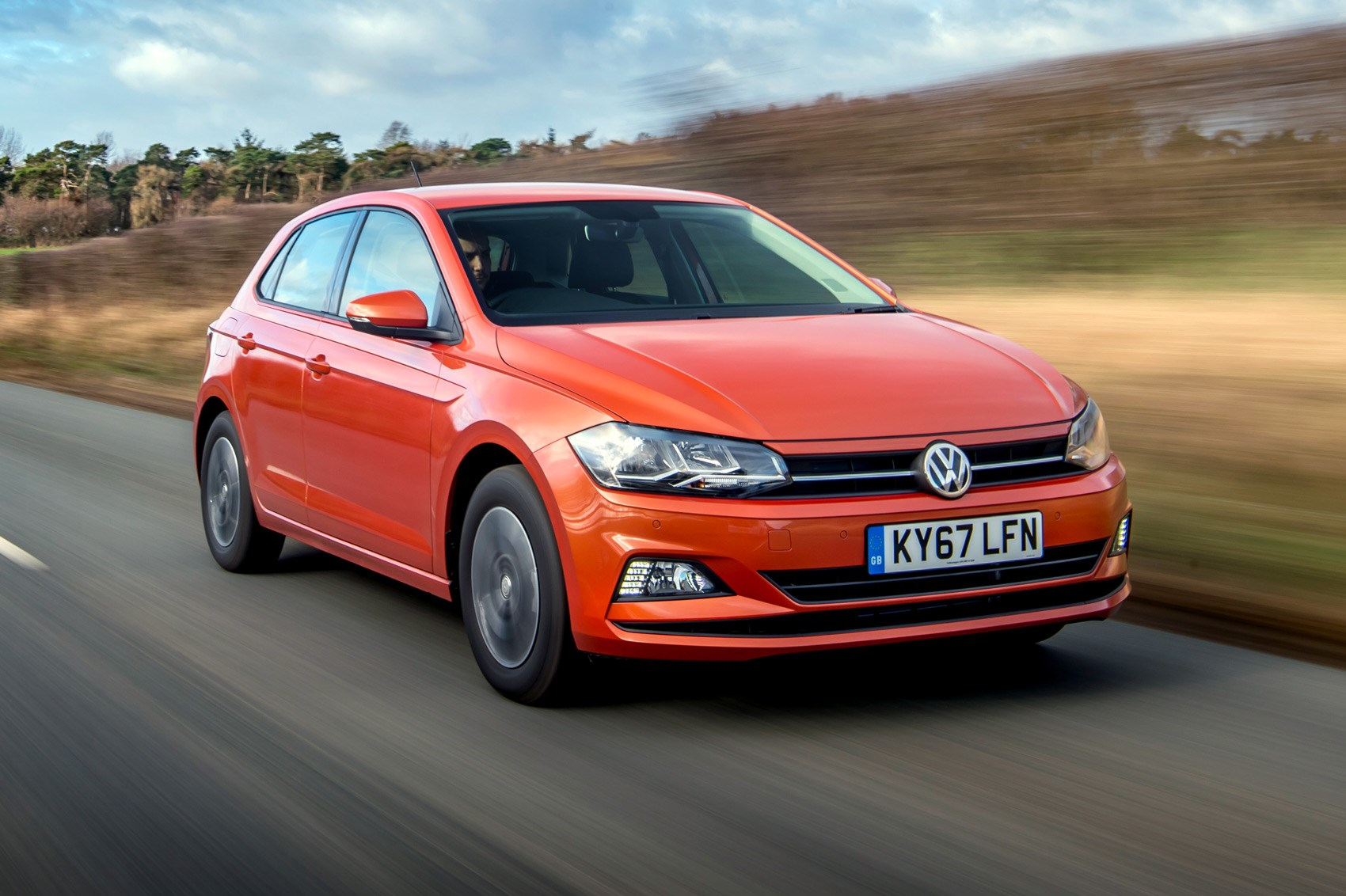 New Vw Polo 2018 Review Sel And