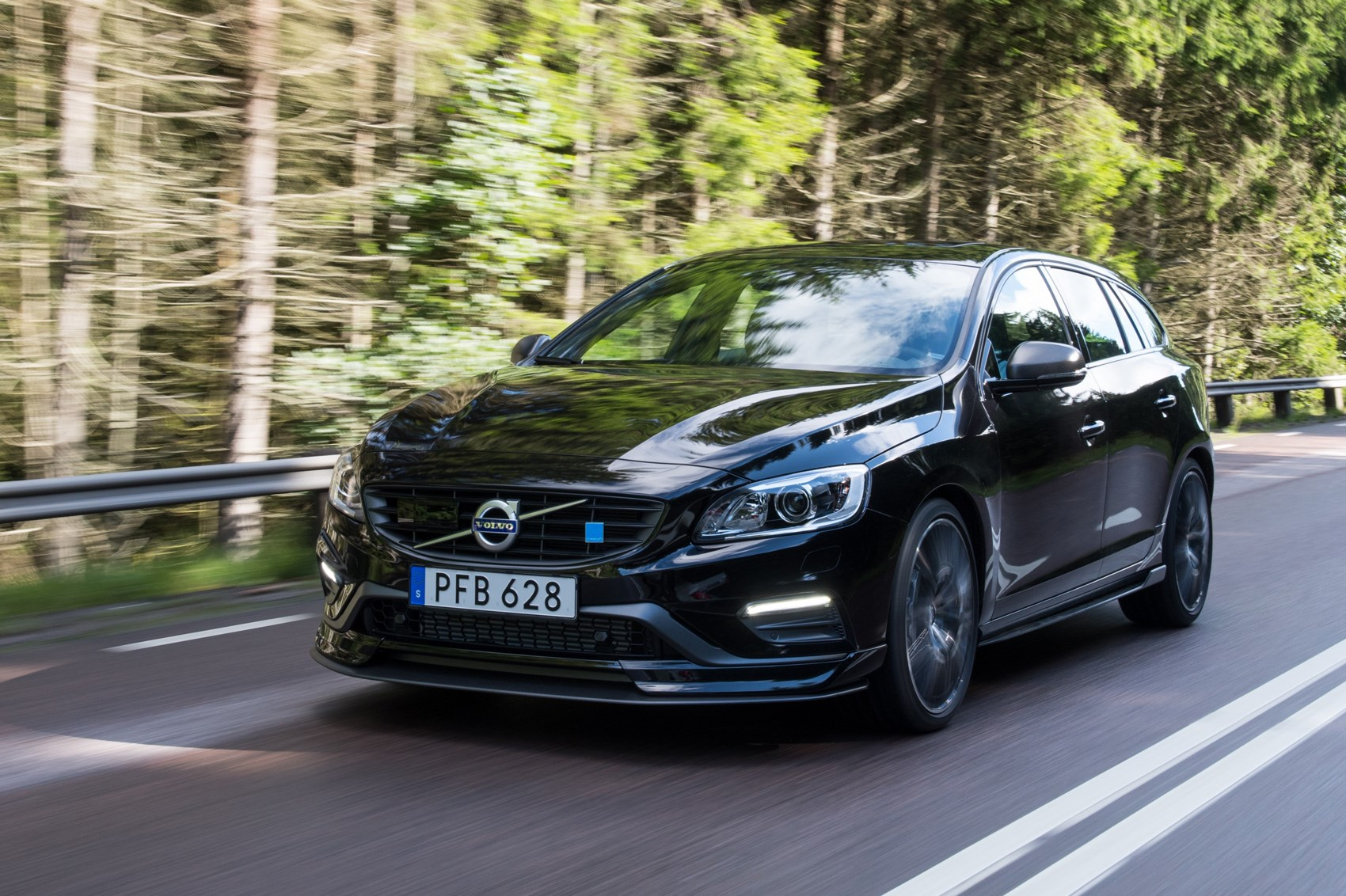 Limited-edition Performance Upgrades for Volvo's S60 and V60