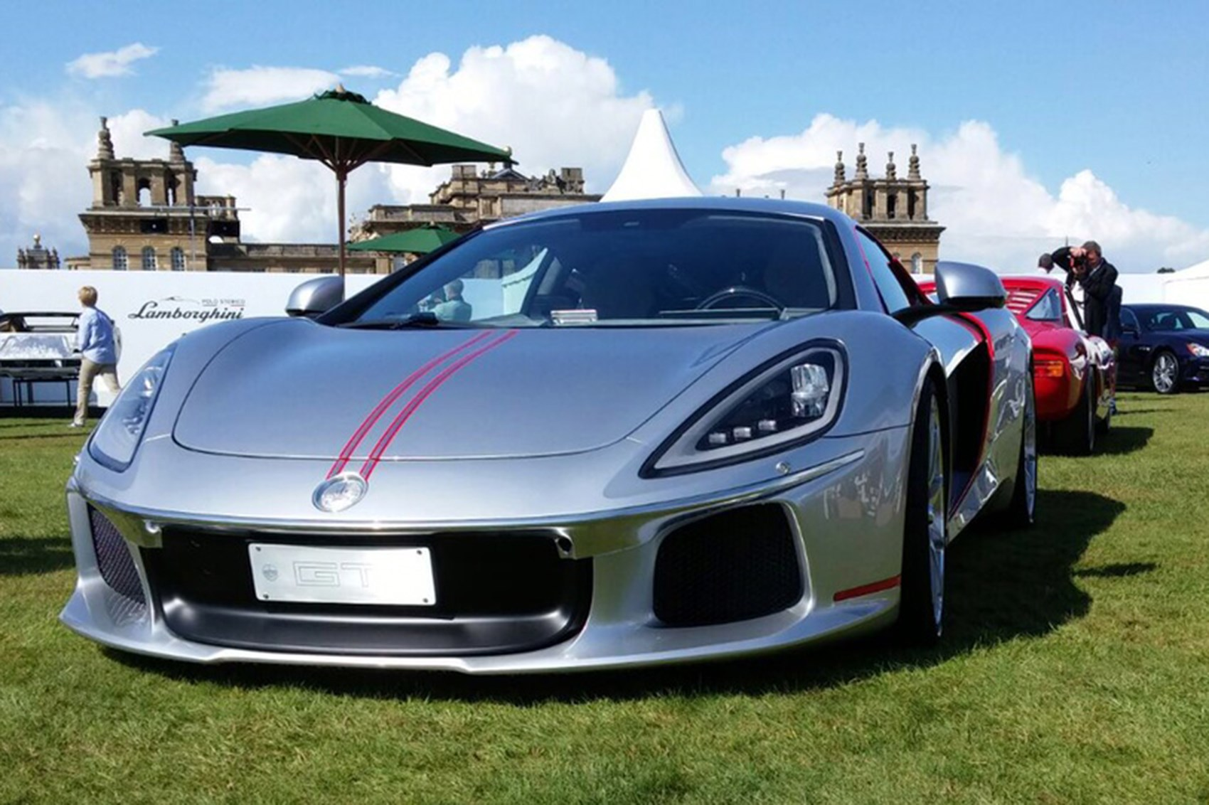Ats Gt Revealed At Salon Prive An Old Name For A New