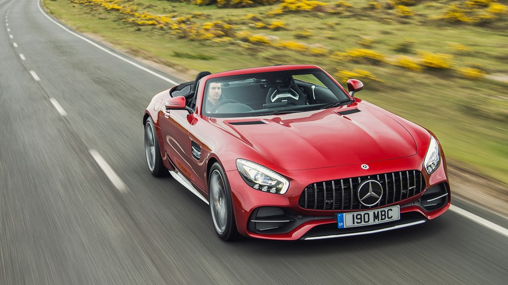 Mercedes Amg Gt C Roadster 2017 Uk Road Test Review