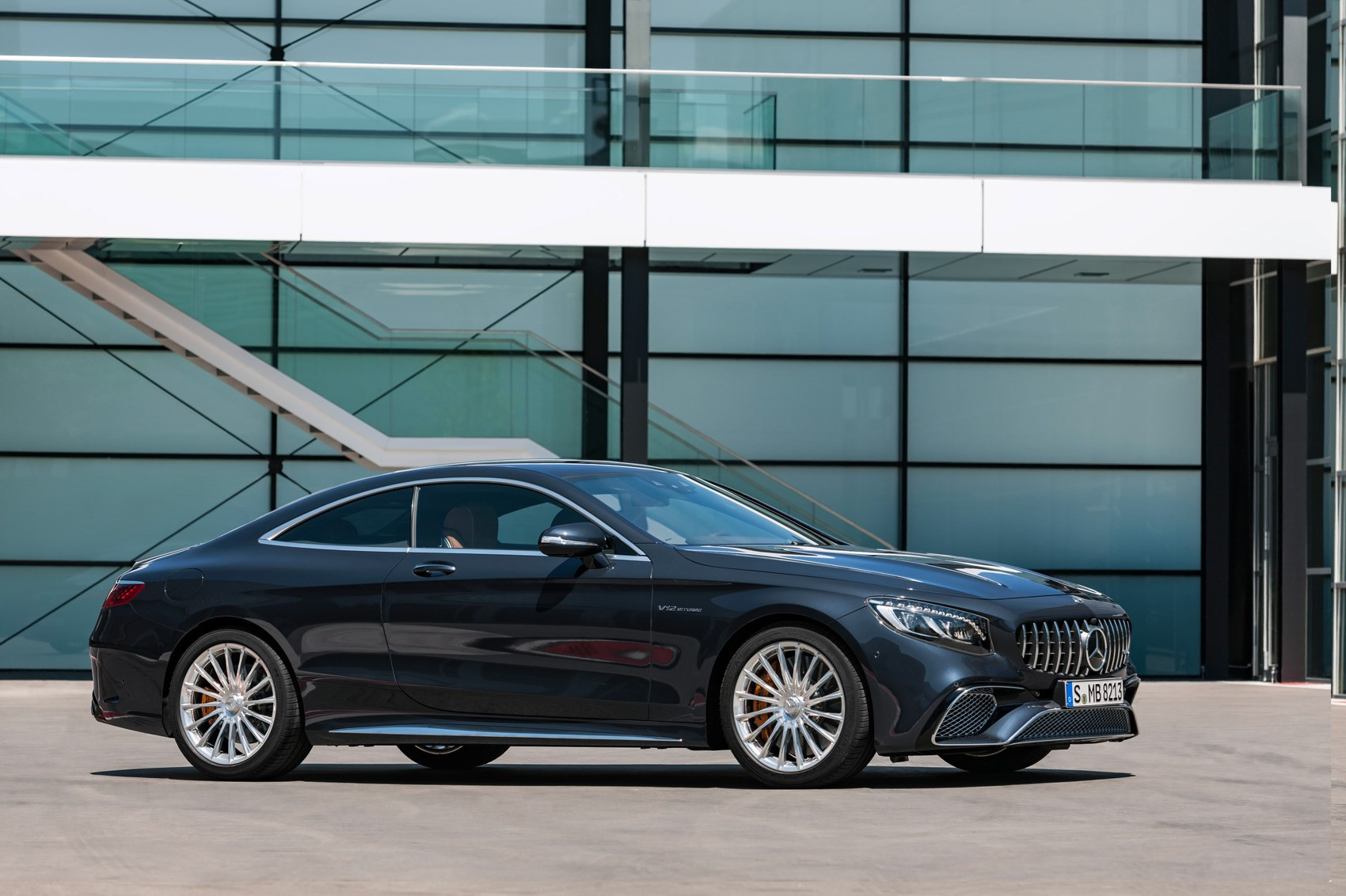 Updated mercedes s class coupe and cabrio for 2018 by car for Mercedes benz amg s65