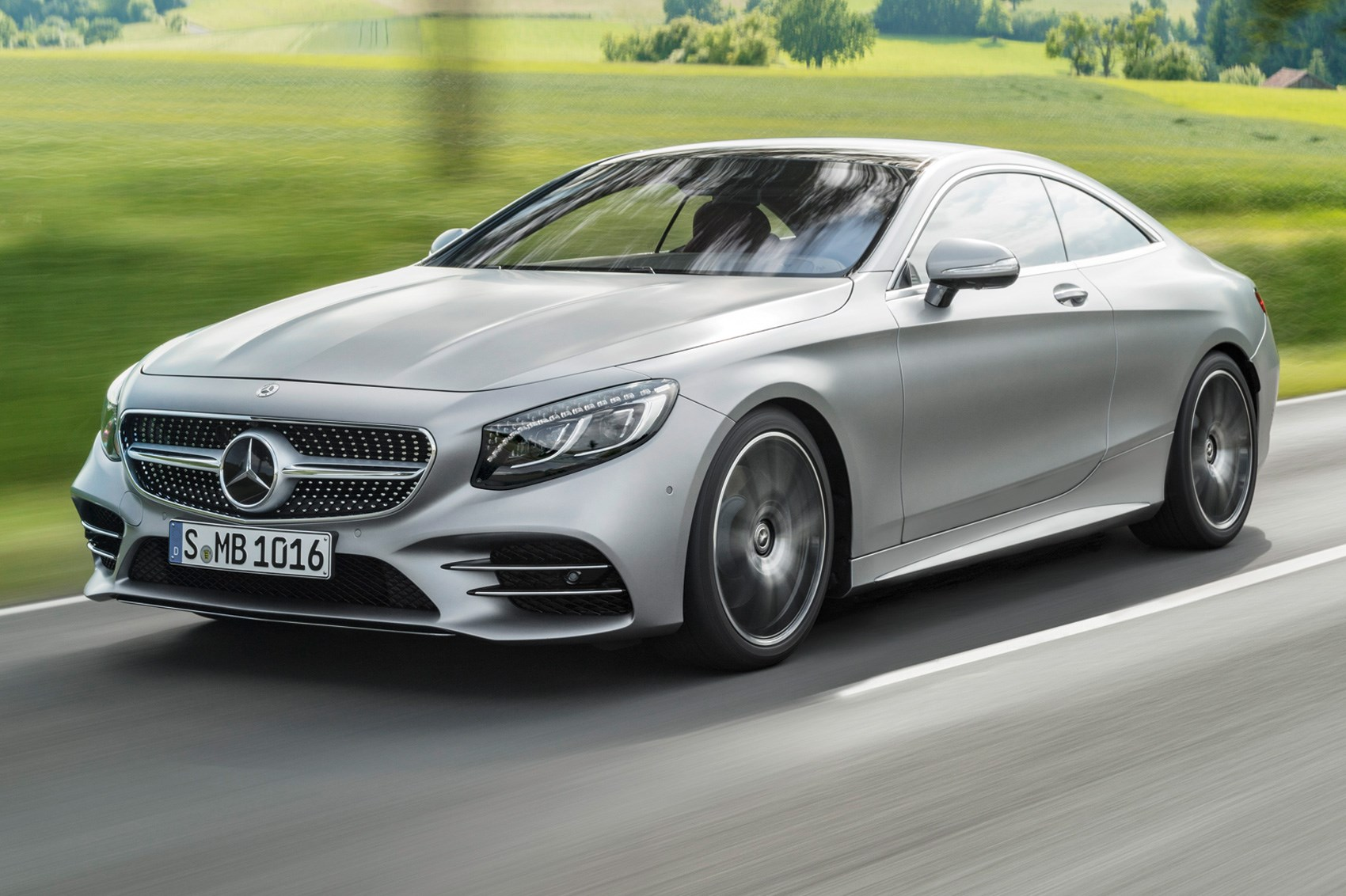 2017 Mercedes S Cl Coupe Motavera