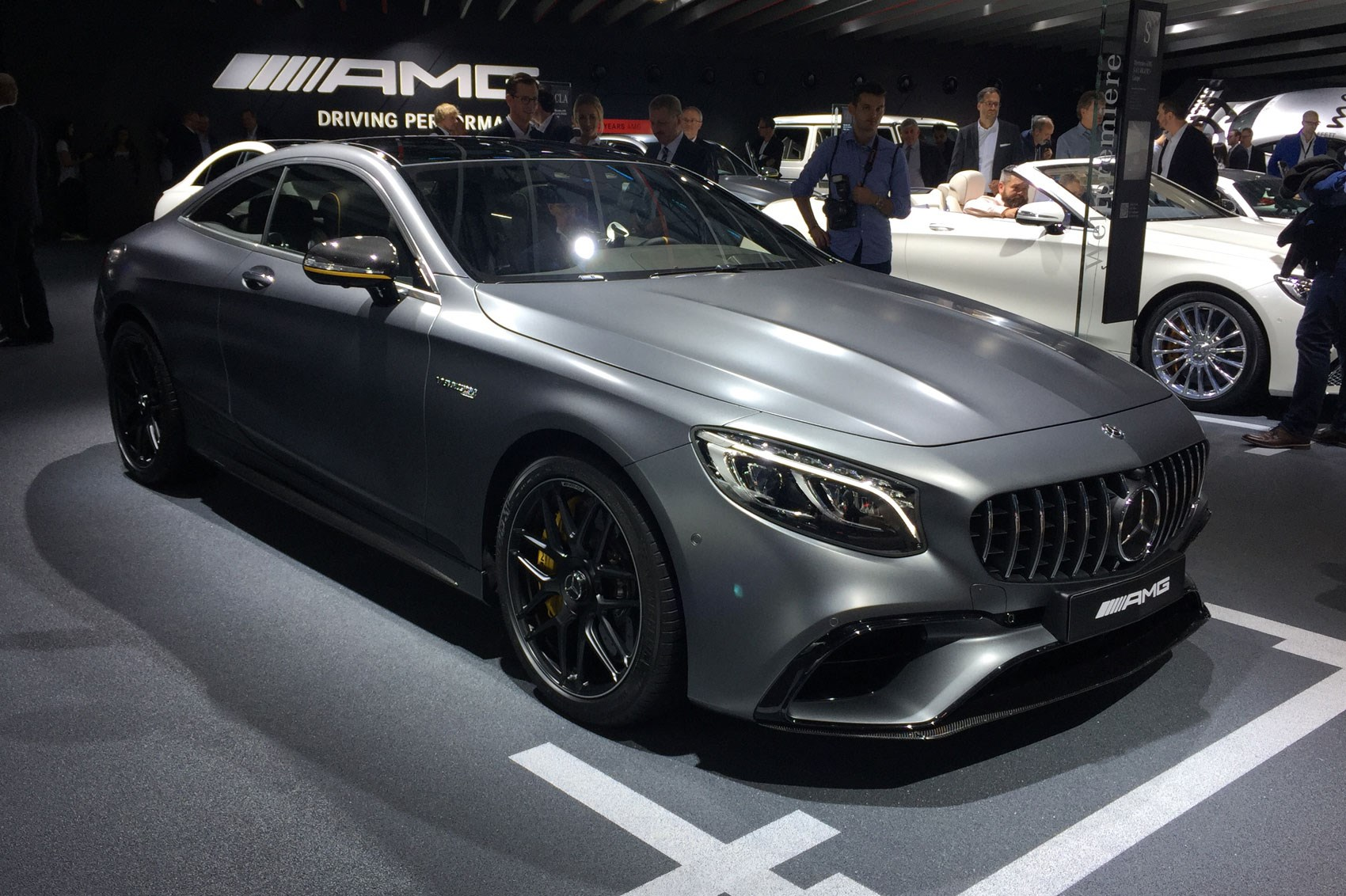 updated mercedes s class coupe and cabrio for 2018 by car. Black Bedroom Furniture Sets. Home Design Ideas