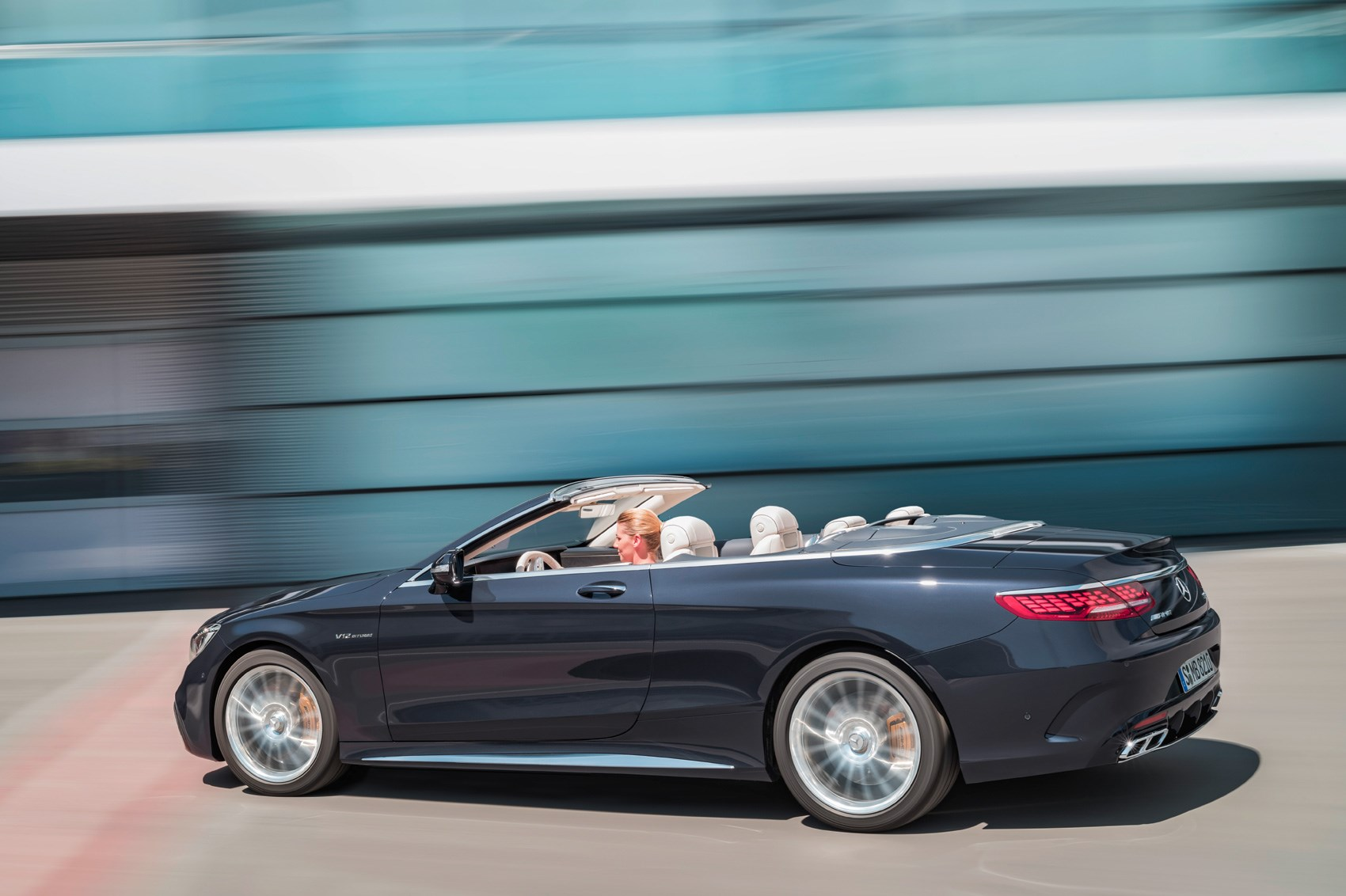 Updated Mercedes S-class Coupe and Cabrio for 2018 by CAR Magazine
