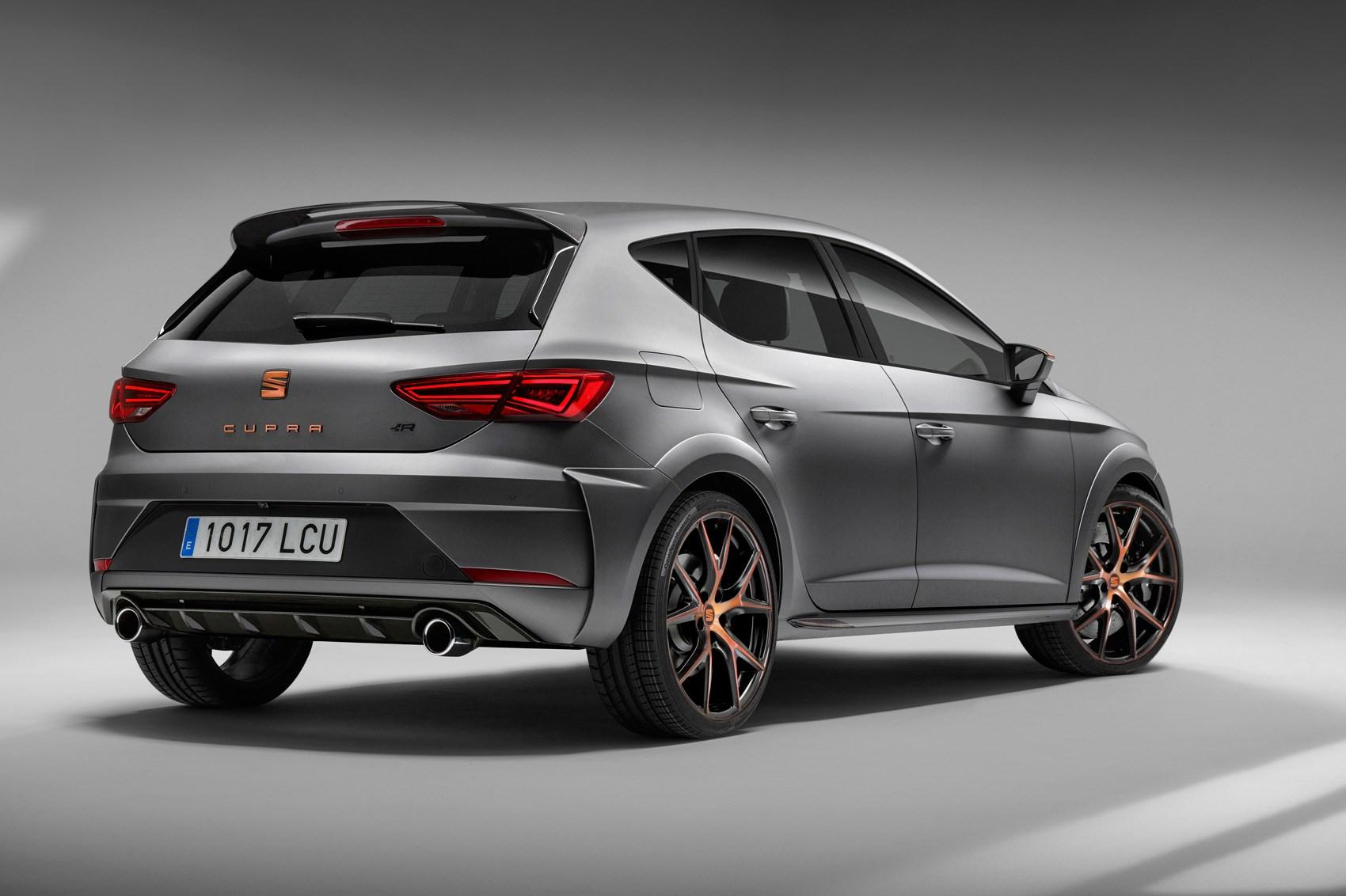 Cupra plus copper: new Seat Leon Cupra R revealed | CAR ...