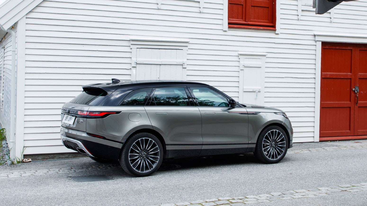 2018 land rover price. fine land a very modern silhouette the new 2018 range rover velar  prices in land rover price