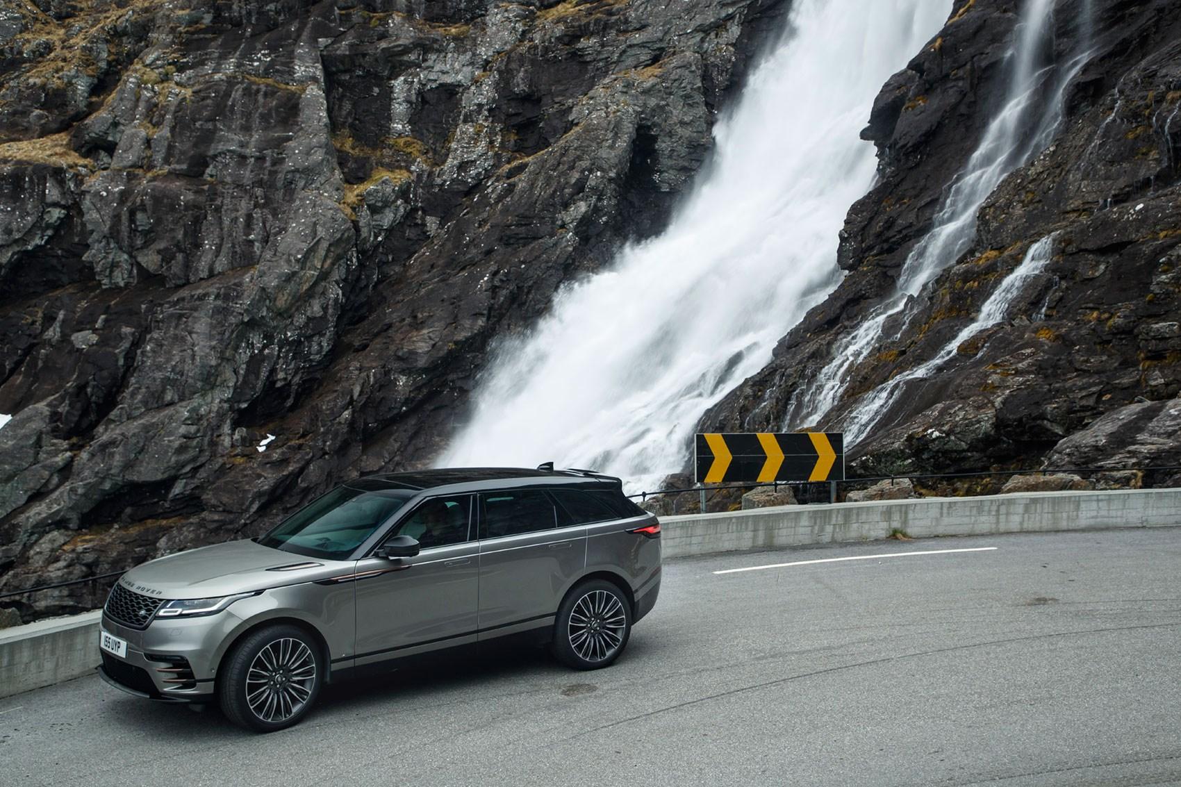 New 2018 Range Rover Velar