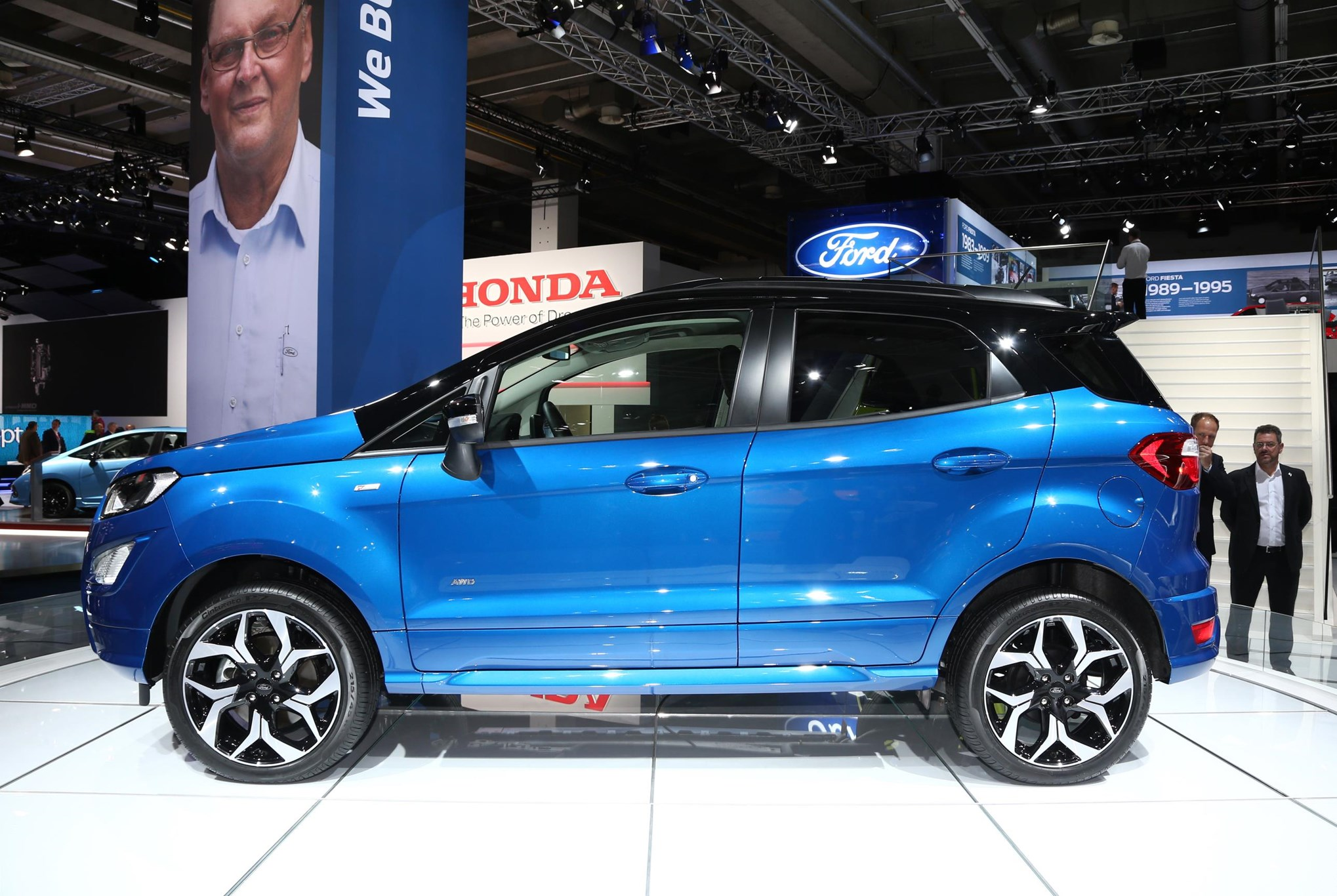 Baby Ford Ecosport Receives Some Mid Life Love By Car Magazine