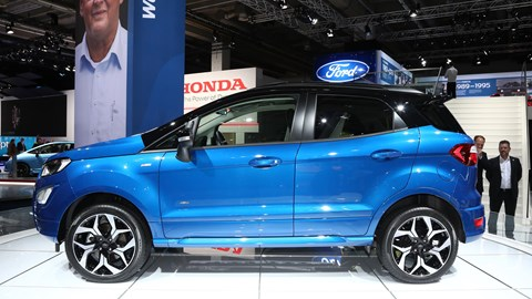 Ford Ecosport scrubs up for Frankfurt motor show & Ford | Car News by CAR Magazine markmcfarlin.com
