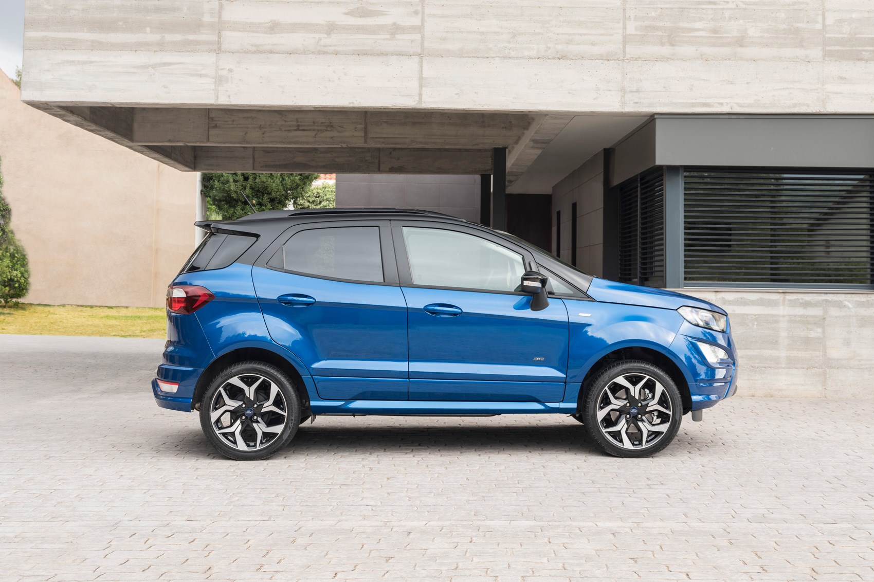 Baby Ford Ecosport Receives Some Mid Life Love Car Magazine