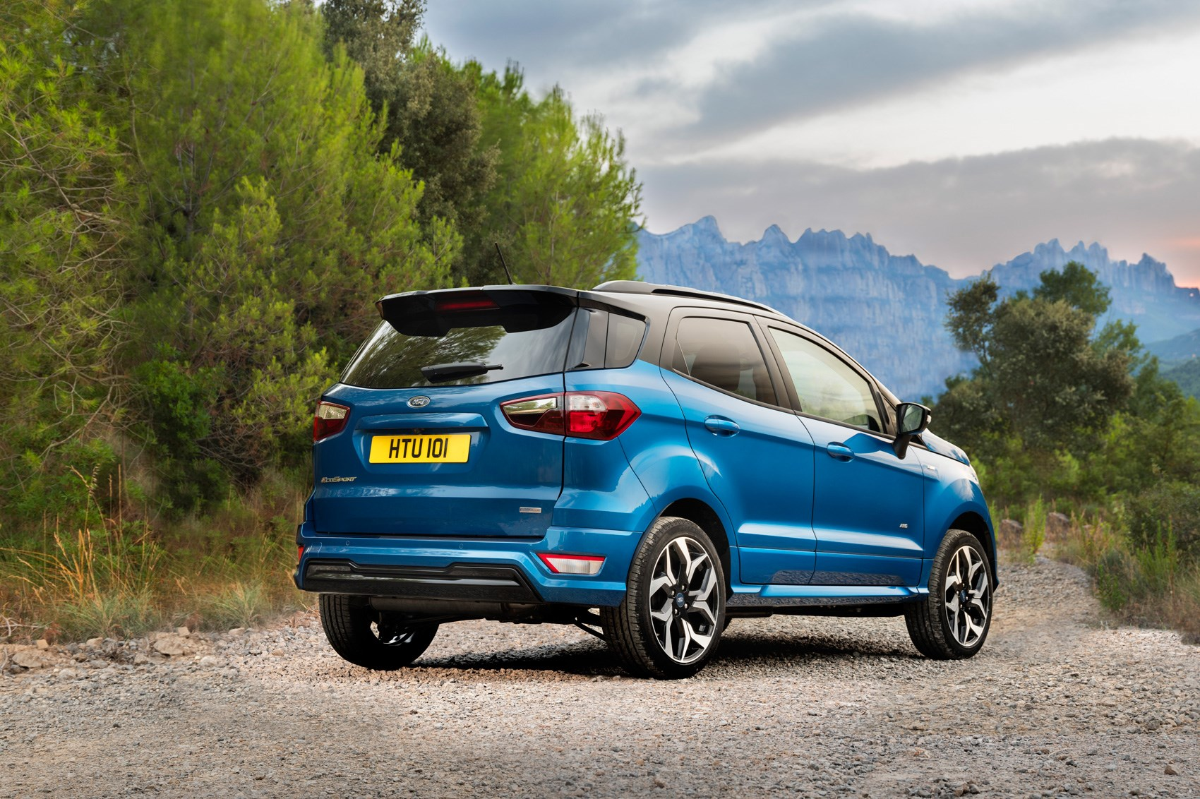 Baby Ford EcoSport receives some mid-life love by CAR Magazine