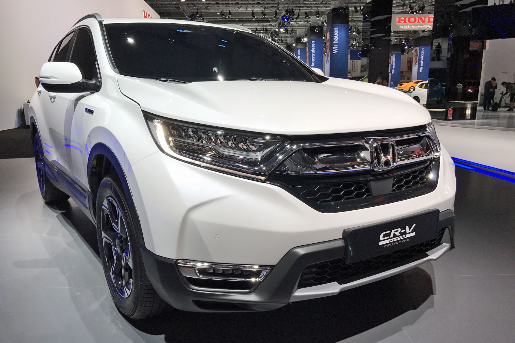 Not A Radical Update In Looks For The 2018 Honda Cr V