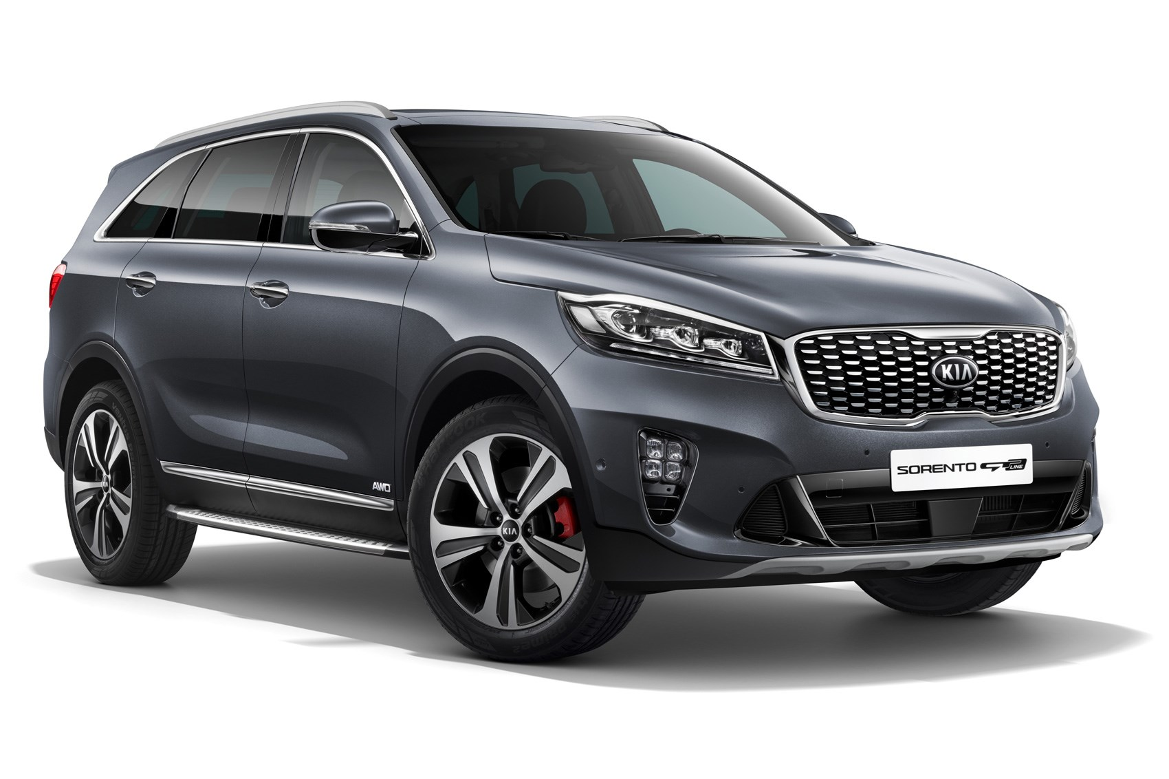 Sorento gets sporty topspec GTLine among 2017 Kia SUV updates