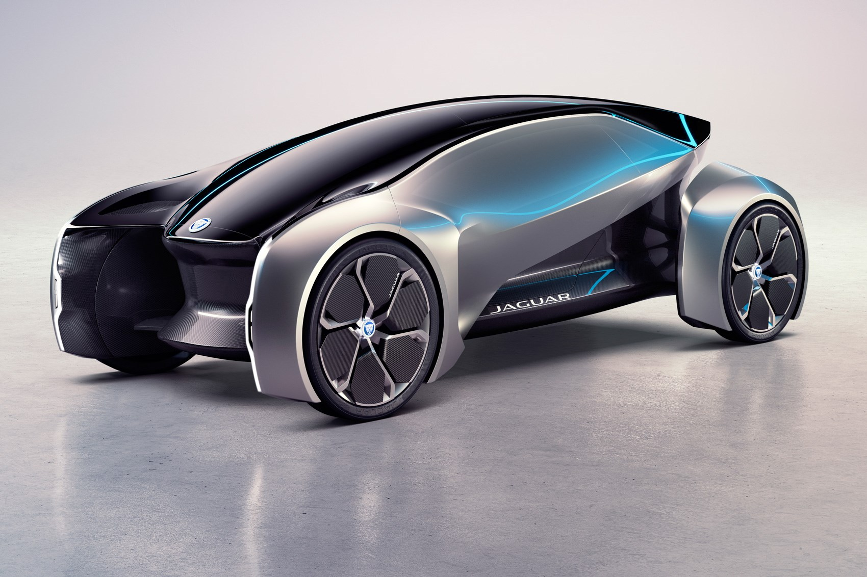 Jaguar Future Type Concept At 2017 Frankfurt Motor Show