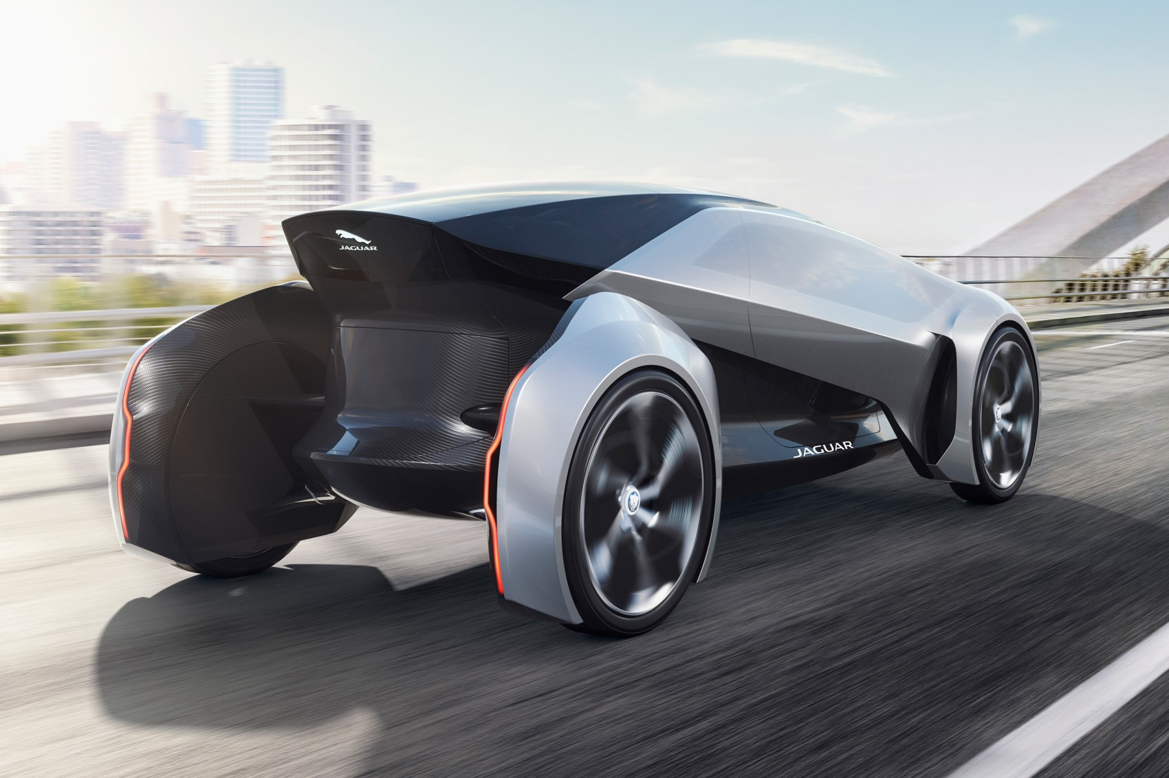 Jaguar Future Type Concept At 2017 Frankfurt Motor Show Pictures And Details By Car Magazine