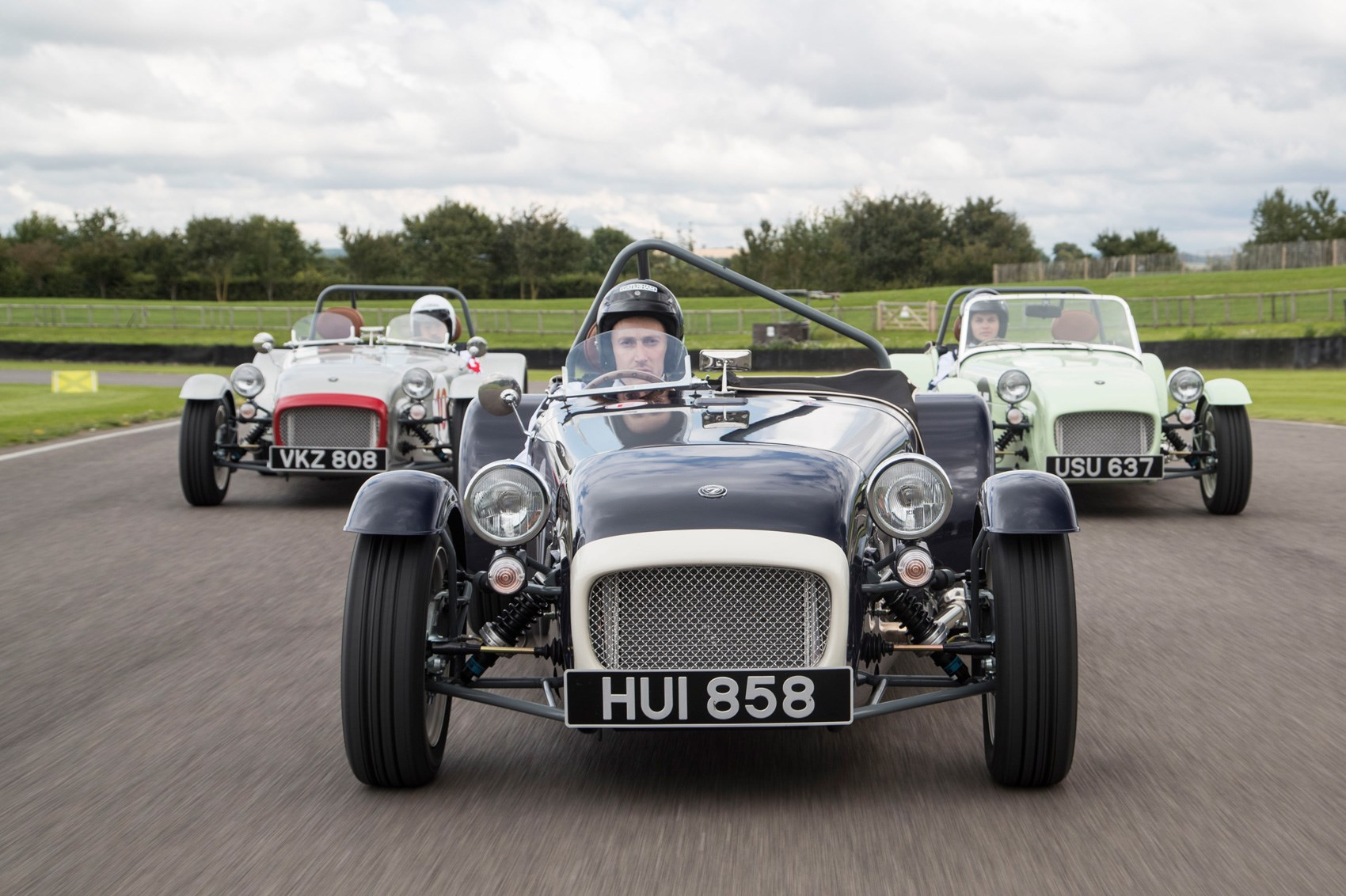 When Self Driving Electric Cars Dominate Our Roads Will There Still Antique Car Wire Harness Caterham Seven Supersprint Revealed Rose Tinted Goggles As Standard