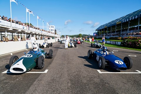 The Chichester Cup, Goodwood Revival 2017