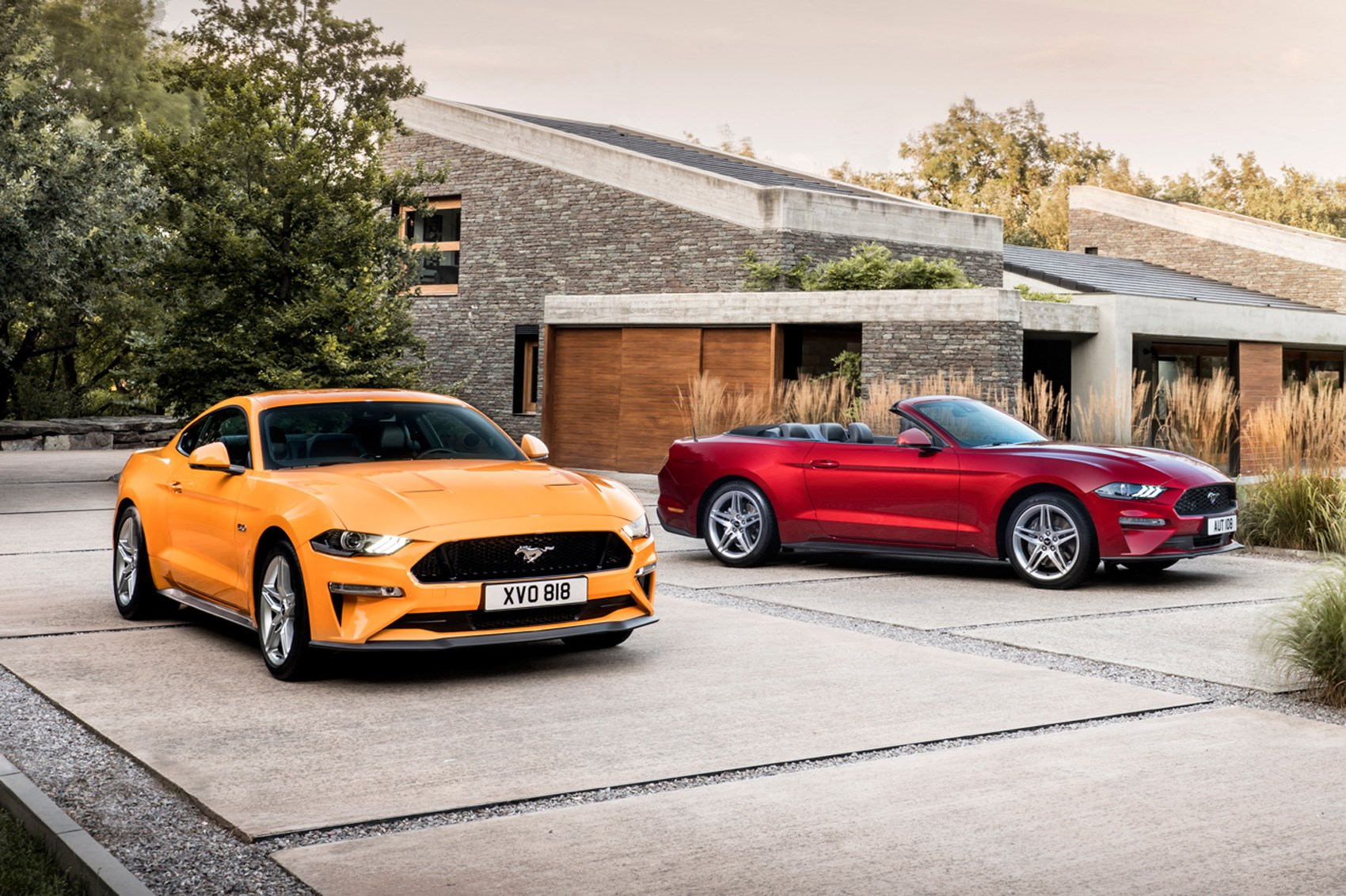 Rebooted Ford Mustang gets neighbourly at 2017 Frankfurt ...