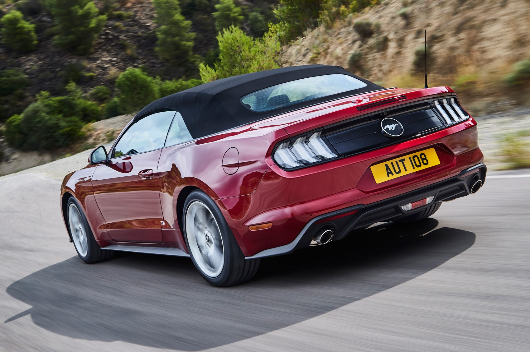 Rebooted Ford Mustang Gets Neighbourly At Frankfurt Show CAR - Ford show car