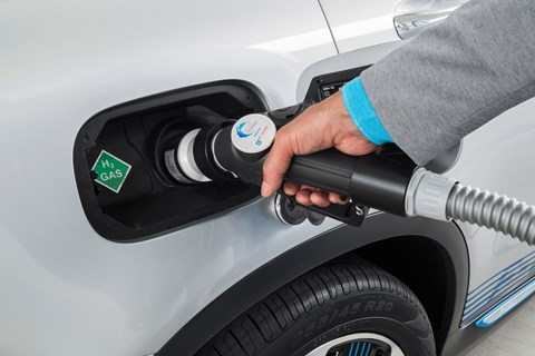 Plug-in hybrid hydrogen crossover - H-PHEV SUV?
