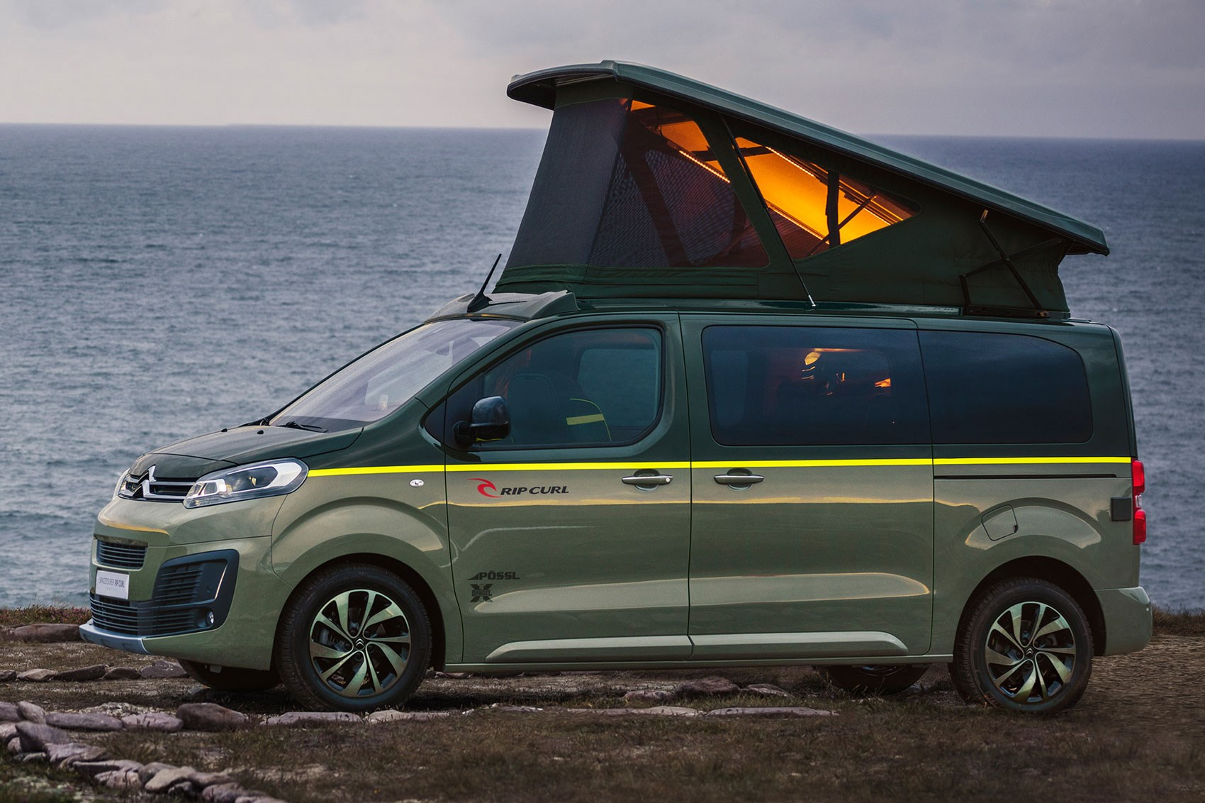 citroen spacetourer rip curl concept at frankfurt 2017 by car magazine. Black Bedroom Furniture Sets. Home Design Ideas