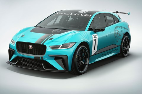 Jaguar's i-Pace eTrophy racing series will support Formula E