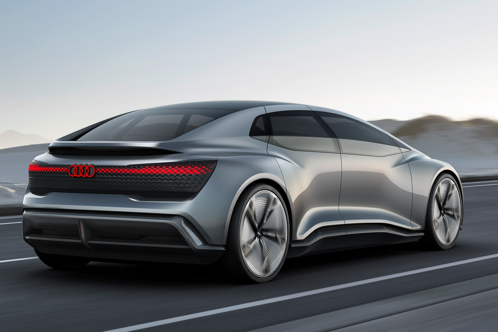 Audi Aicon And Elaine Concepts At Frankfurt Motor Show CAR - Audi concept