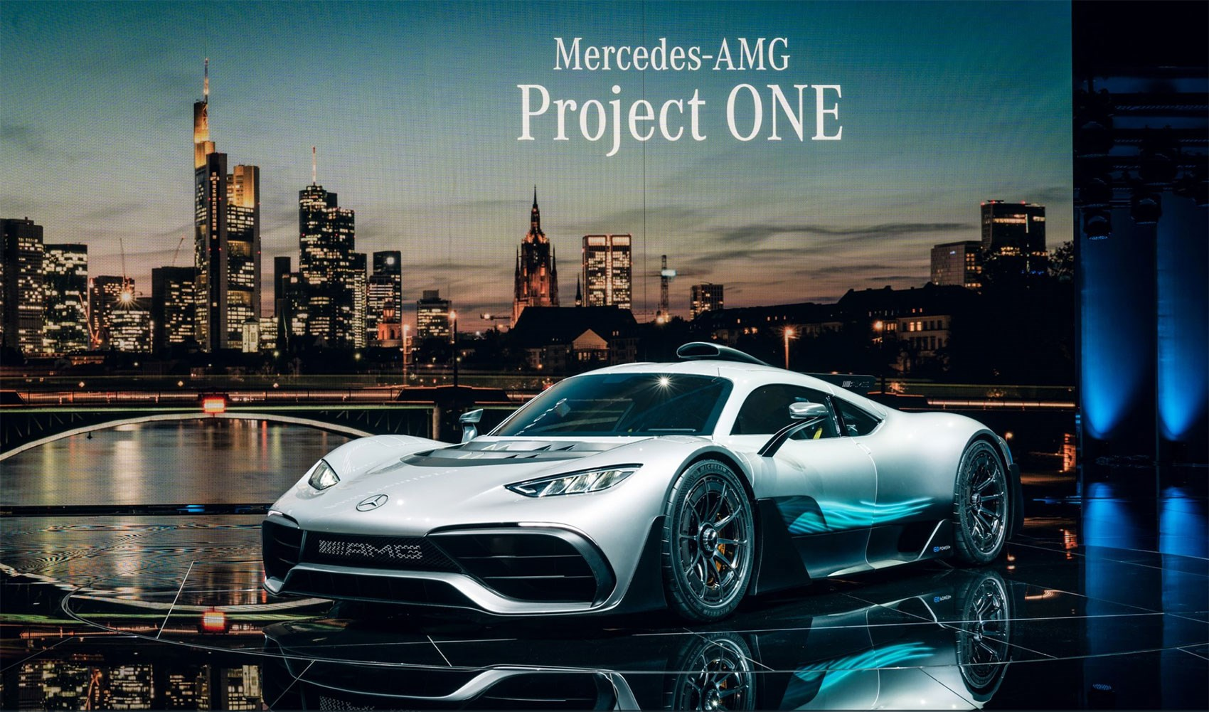 mercedes amg project one revealed the ultimate hypercar by car magazine. Black Bedroom Furniture Sets. Home Design Ideas