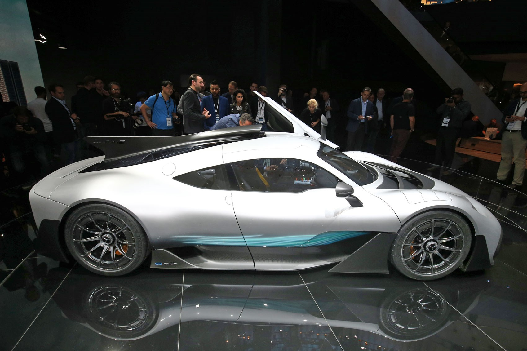 Mercedes amg project one revealed the ultimate hypercar for How much are car motors