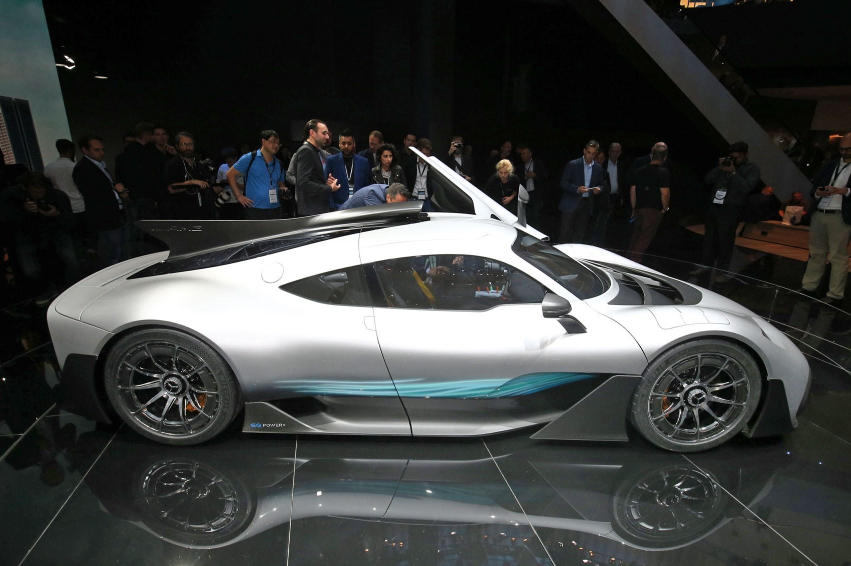 Opiniones del nuevo mercedes amg project one forocoches for Mercedes benz amg project one