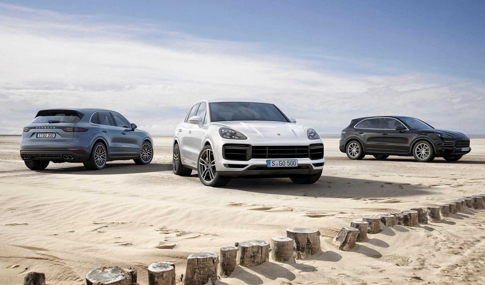 Porsche Cayenne Turbo Puts Other Performance SUVs on Notice