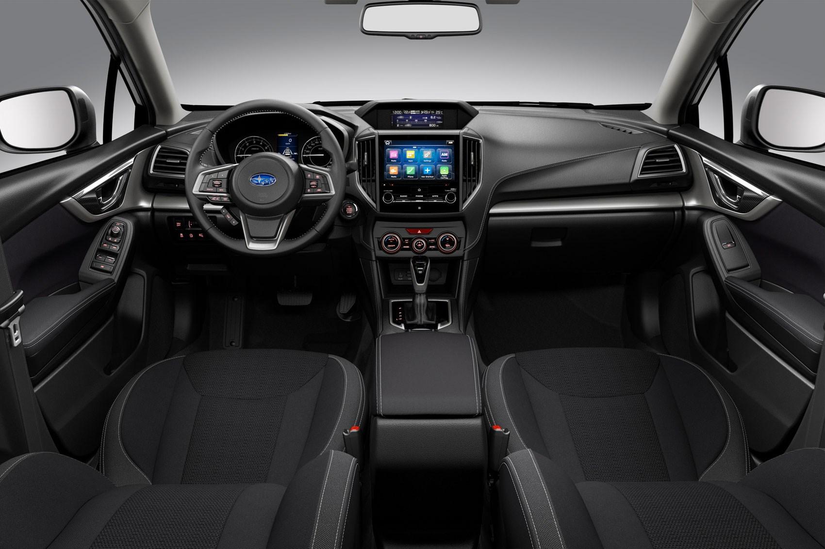 New Subaru Impreza Makes Frankfurt 2017 Debut Car Magazine