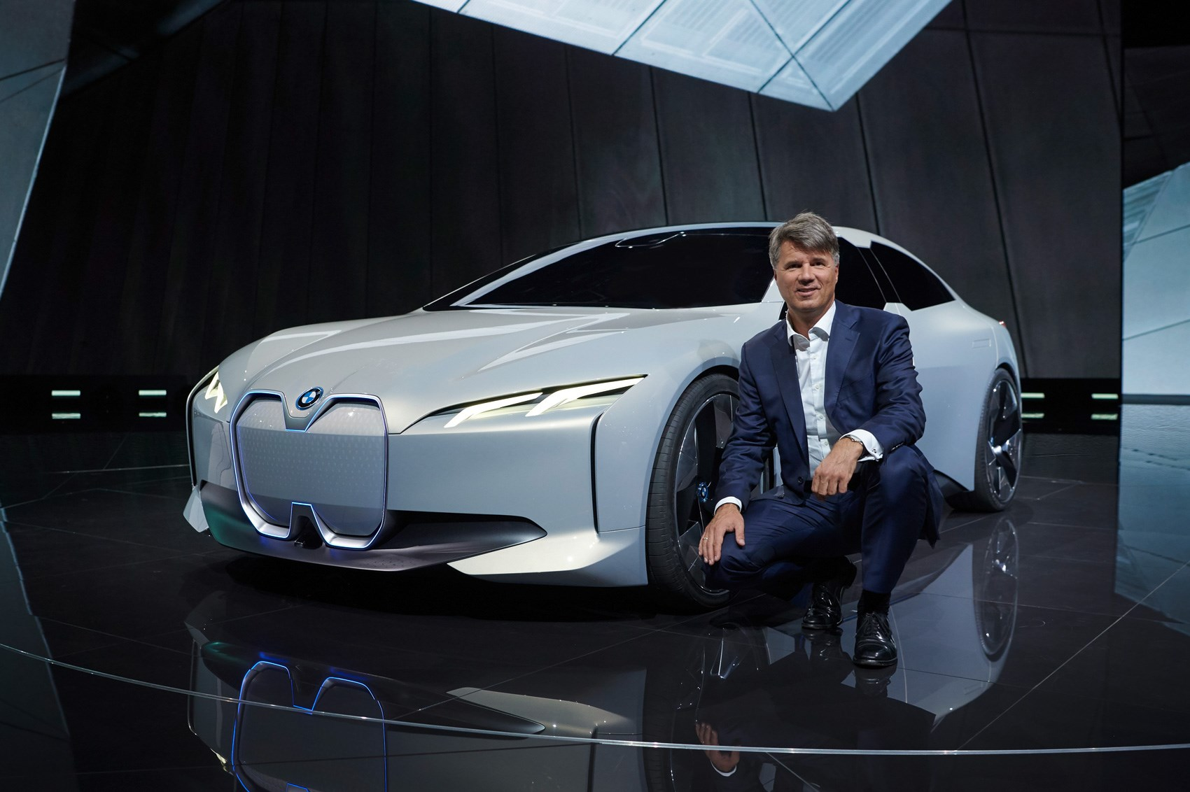 BMW i Vision Dynamics concept: is this the new BMW i5 ...