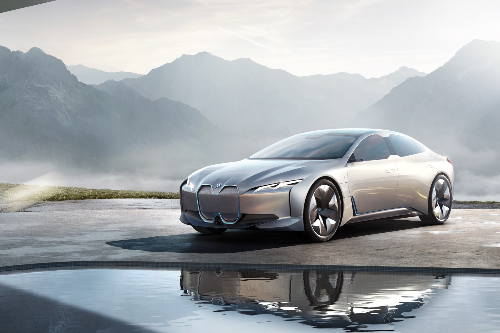 BMW i Vision Dynamics concept: is this the new BMW i5? | CAR Magazine