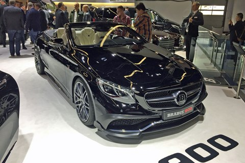 Brabus Rocket 900 at Frankfurt 2017