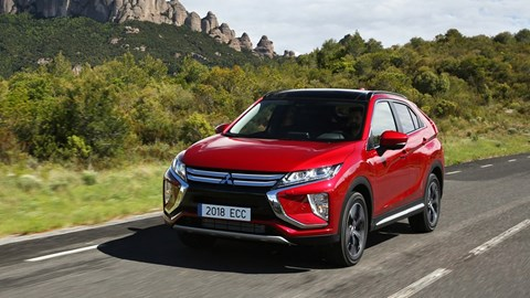 Mistubishi Eclipse Cross will launch in 2018