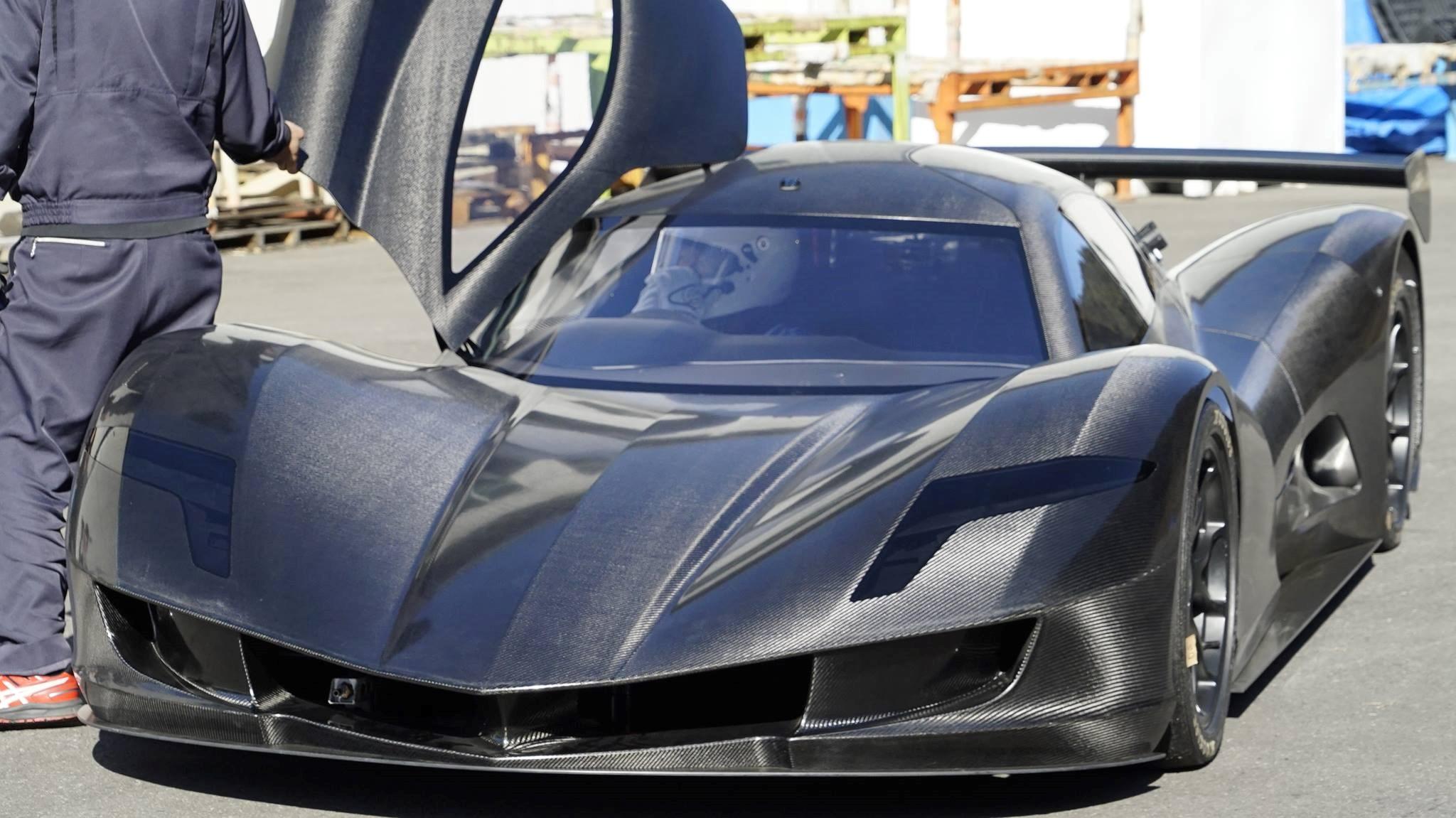 Aspark Owl: Japanese electric hypercar shows Tesla ...